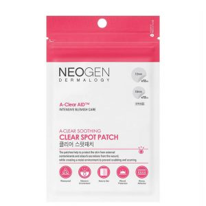 Neogen A-Clear Soothing Clear Spot Patch 24ea