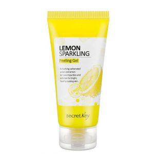Secret Key Lemon Sparkling Peeling Gel 120ml