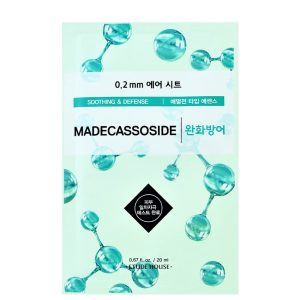Etude House 0.2mm Therapy Air Sheet Mask - Madecassoside