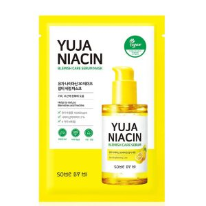 Yuja Niacin 30 Days Blemish Care Sheet Mask