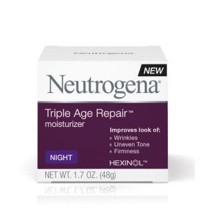 Neutrogena Triple Age Repair Night Moisturizer 48ml