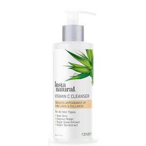 InstaNatural Vitamin C Facial Cleanser 200ml