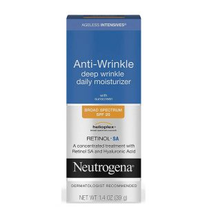 Neutrogena Ageless Intensives Anti-Wrinkle Moisturizer SPF20