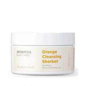 Aromatica Orange Cleansing Sherbet 180g