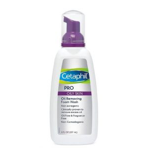 Cetaphil PRO DermaControl Oil Removing Foam Wash 237ml