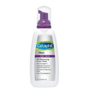 Cetaphil PRO DermaControl Oil Removing Foam Wash 237ml