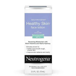 Neutrogena Healthy Skin Face Lotion with Sunscreen SPF15 73ml