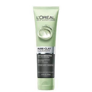 Pure Clay Cleanser Detox & Brighten 130ml