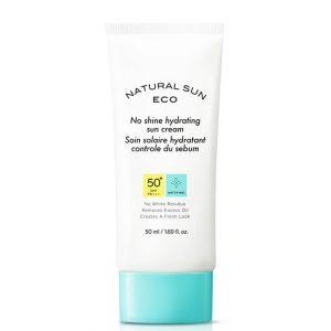 The Face Shop Natural Eco No Shine Hydrating Sun Cream SPF50+ 50ml