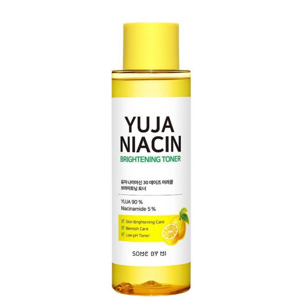 Some By Mi Yuja Niacin Miracle Brightening Toner 150ml
