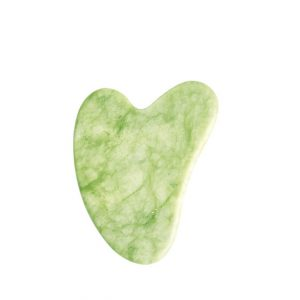 Natural Jade Gua Sha Facial Massage Tool