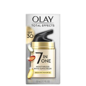 Olay Total Effects Anti-Aging Daily Moisturizer SPF30 50ml