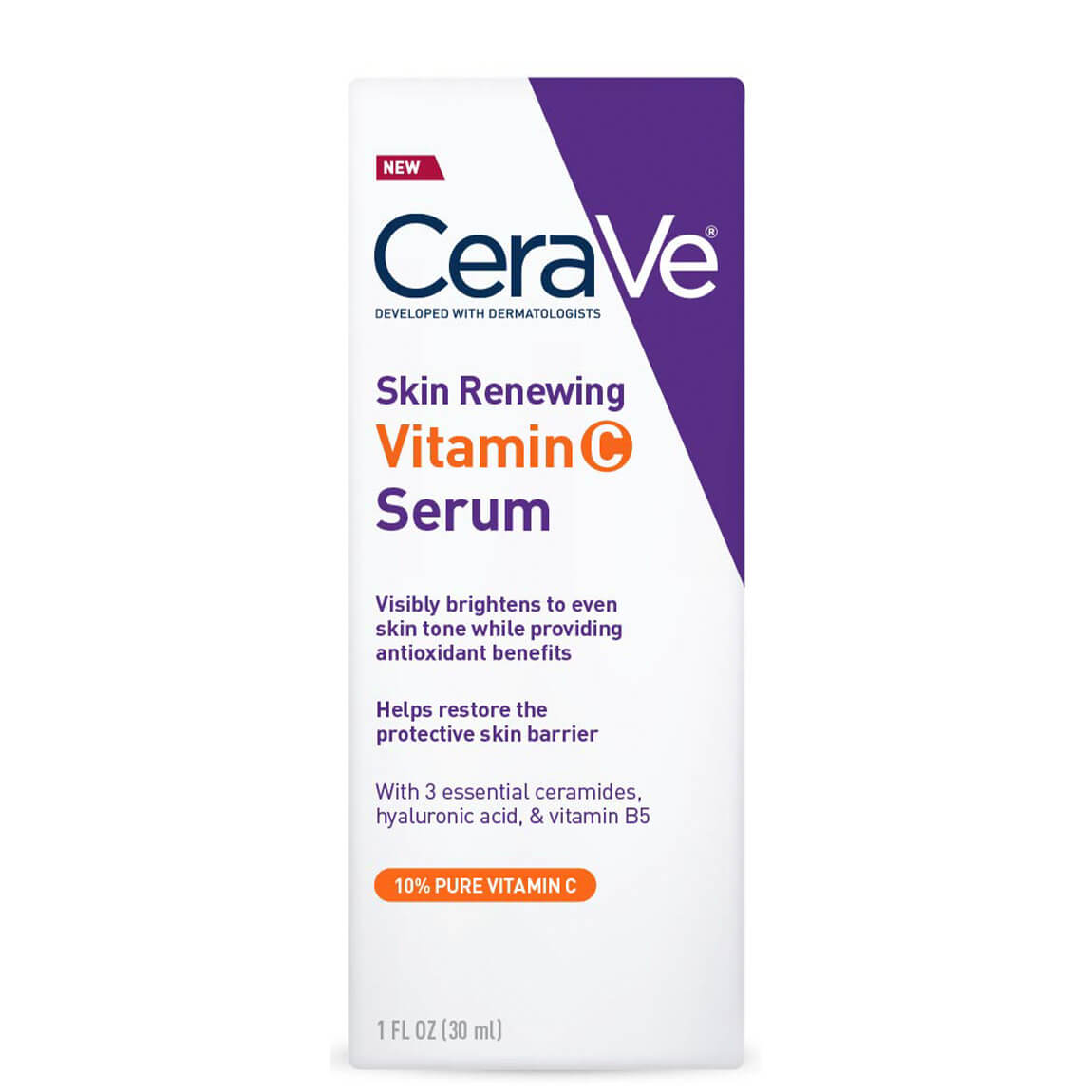 Cerave Skin Renewing Vitamin C Serum 30ml