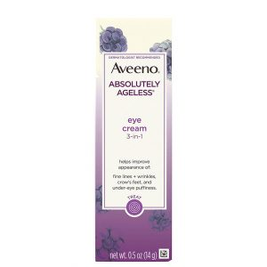 Aveeno Absolutely Ageless 3-in-1 Anti-Wrinkle Eye Cream