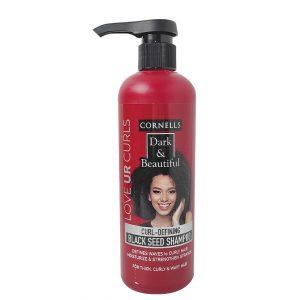 Curl-Defining Black Seed Shampoo 500ml