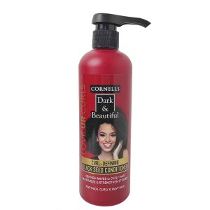 Curl-Defining Black Seed Conditioner