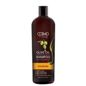 Cosmo Olive Oil Hair Nourishing Shampoo
