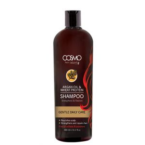 Argan Oil & Wheat Protein Shampoo