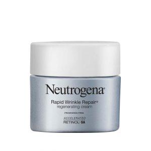 Neutrogena Rapid Wrinkle Repair Regenerating Cream - Fragrance-Free
