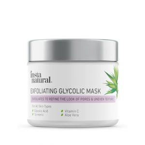 InstaNatural Glycolic Acid Exfoliating Mask 60ml